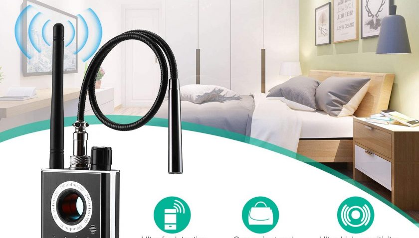 70% Discount for FirstPower Anti Spy RF Detector
