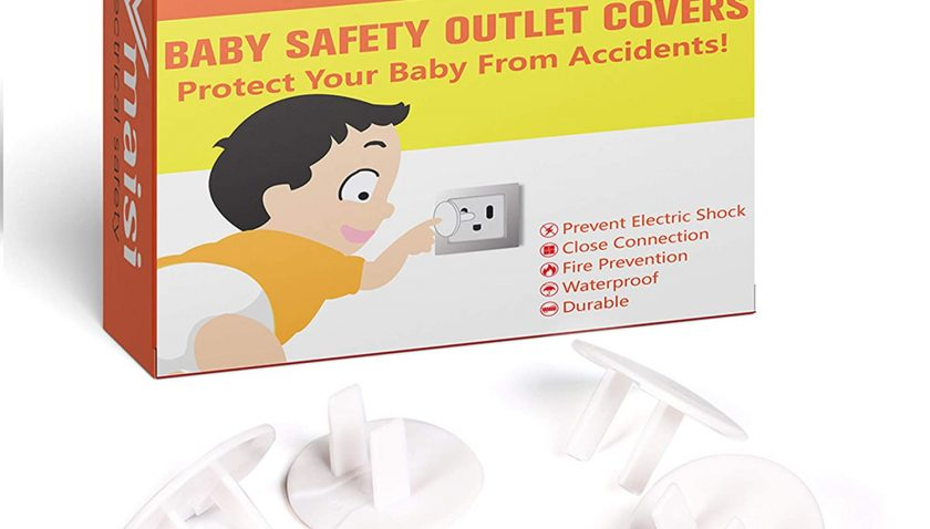 50% Discount for 38 Pack Outlet Covers ChildProof Plug Protector