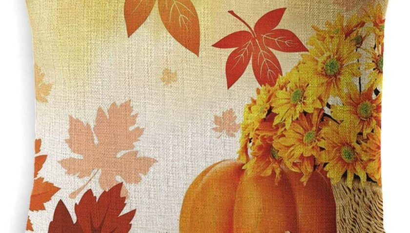 65%off Thanksgiving Fall Pillow Covers Fall Pillows Thanksgiving Fall Pillow Covers