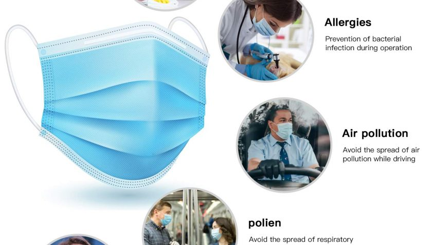 50% off iBstone Disposable Face Masks,