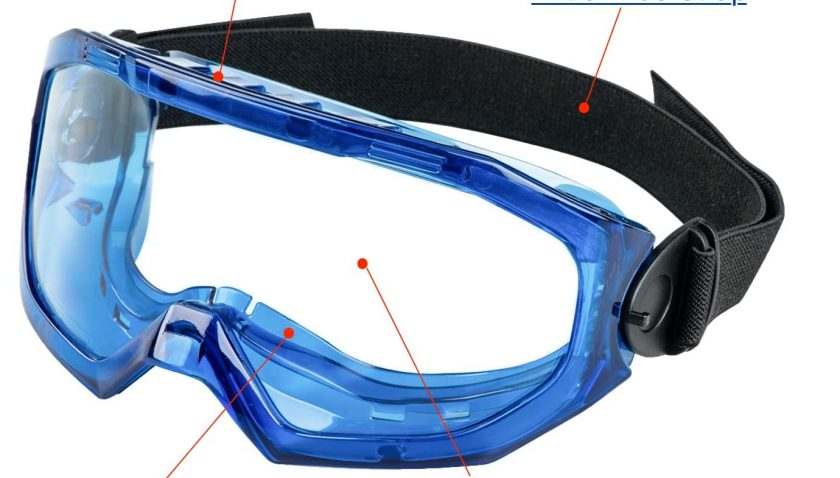 50% Discount for Safety Goggles for Men and Women