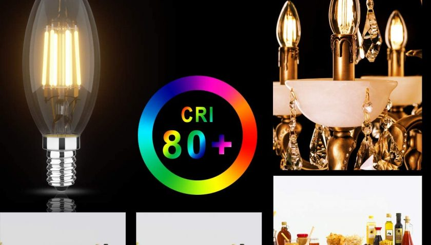 50% Discount for E12 LED Bulb Dimmable Candelabra Bulbs