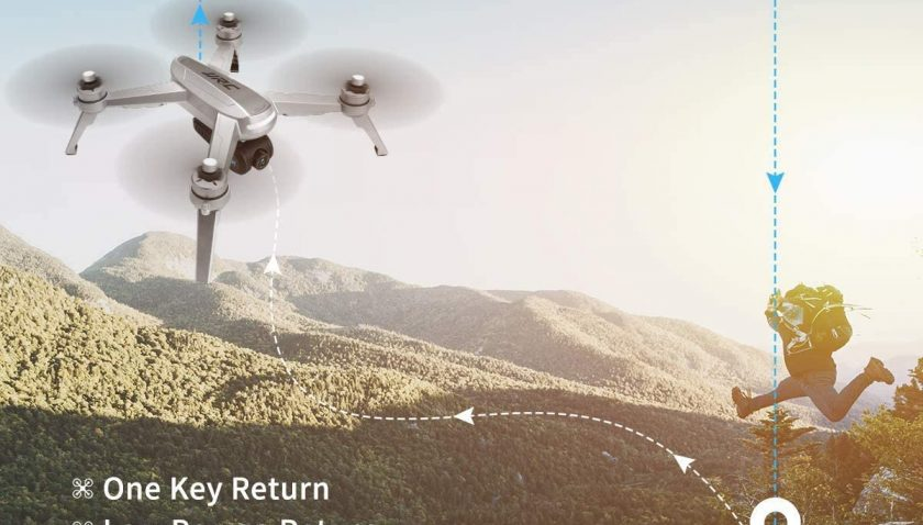 50% Discount for JJRC X5 40Mins(20+20) Long Flight Time RC Drone with 2K FHD Camera Live Video