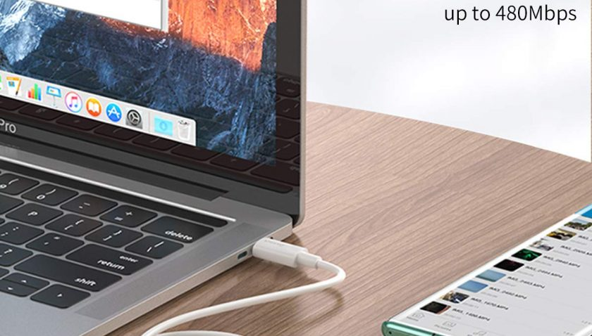 50% Discount for Baseus USB C to USB C Cable 10ft [100W]