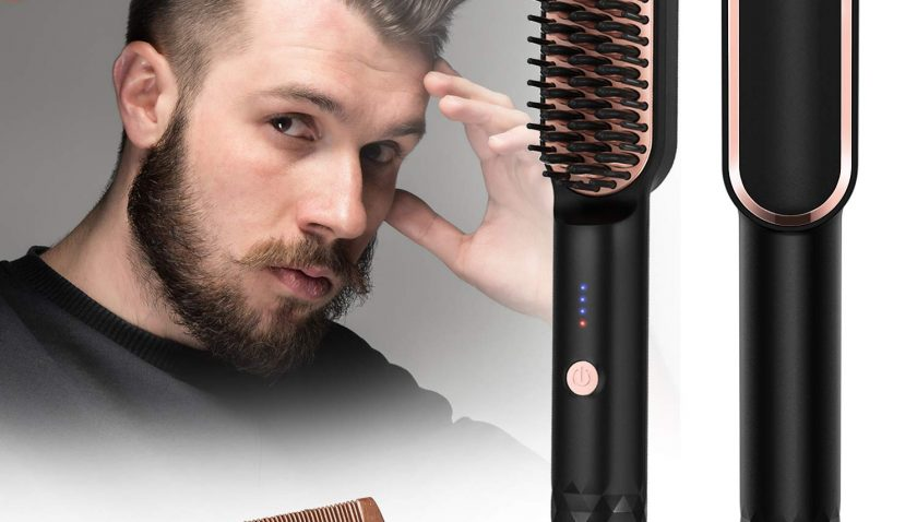 50% Discount for Beard Straightener Comb