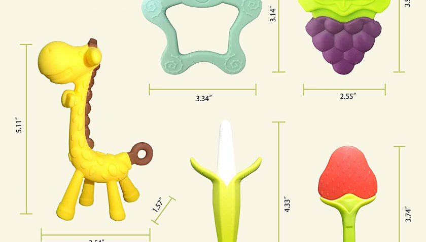 51% Discount for Baby Teething Toys