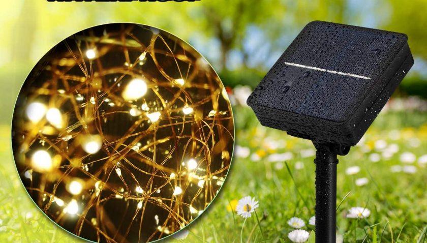 30% Discount for Solar Fairy Lights