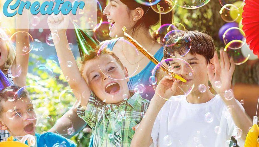 50% Discount for TAFULOR Bubble Machine Bee Bubble Blower