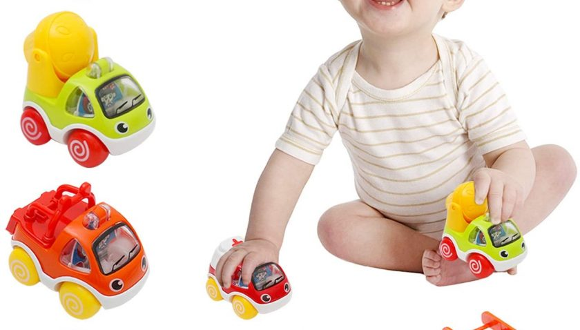 50% Discount for Pull Back Cars for Toddlers