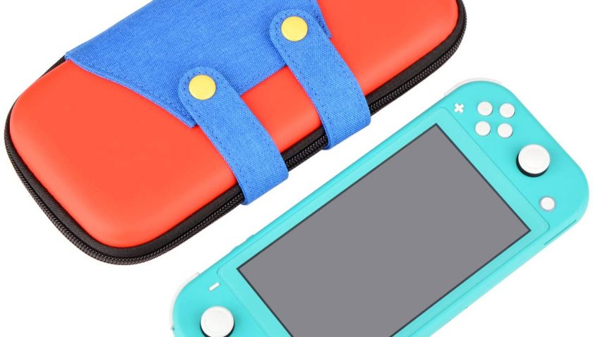 50%off EOVOLA Carry Case for Nintendo Switch Lite