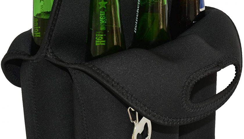 50% Discount for CHILDHOOD 6 Pack Beer Carrier Beer Holder