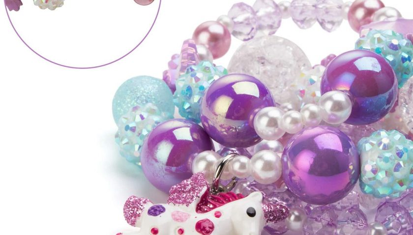 50% Discount for Bling Bling Unicorn Chunky Bubblegum Necklace