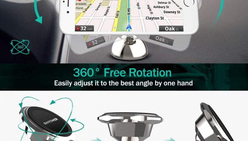 53% Discount for Magnetic Phone Mount for Car Dashboard