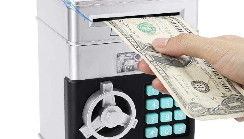 50% Discount for Cartoon Piggy Bank Cash Coin