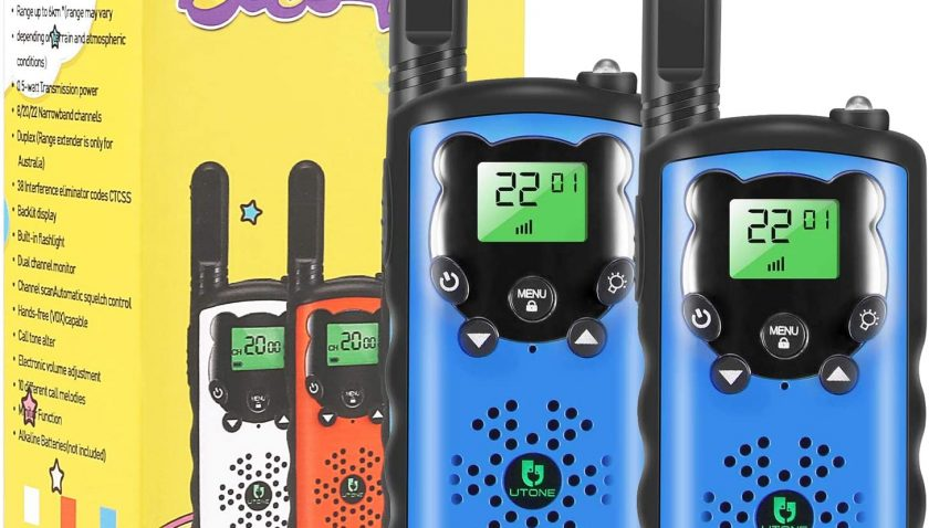 50% Discount for Kids Walkie Talkies