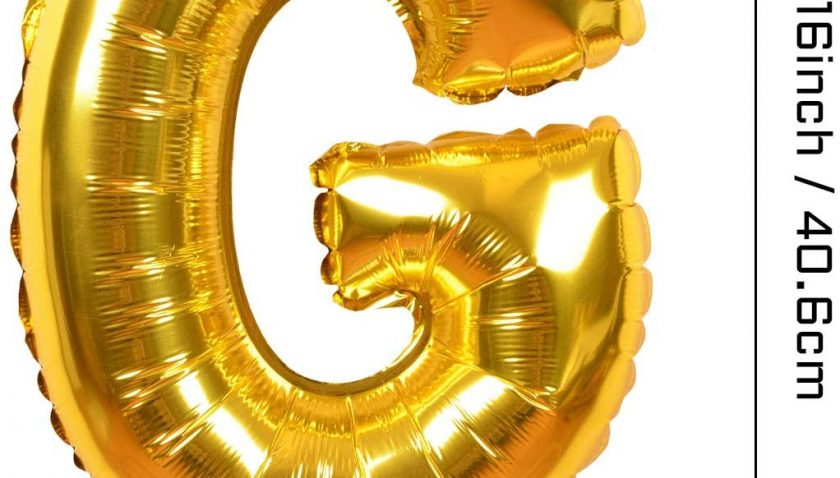 70% Discount for Friendsgiving Decorations Gold Foil Letter 16 Inches Tall Balloons Banner Thanksgiving Friends Party Backdrop