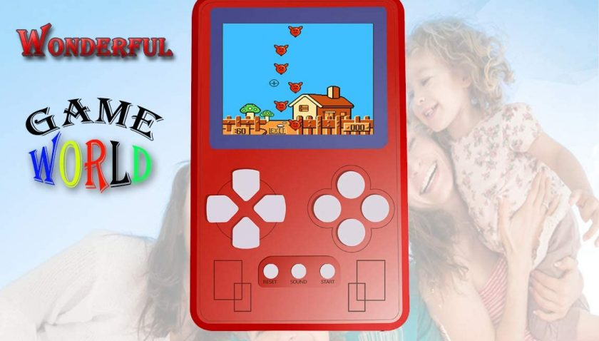 60% Discount for Beico Portable Handheld Game