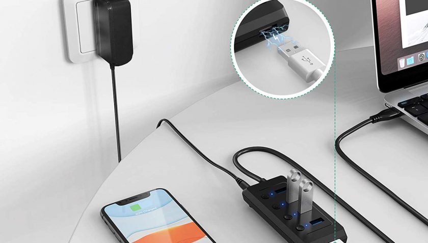 50% Discount for Powered USB 3.0 Hub