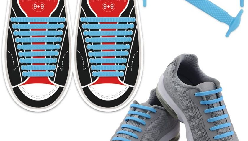 50% Discount for HOMAR No Tie Shoelaces for Kids and Adults No Tie Shoe Laces