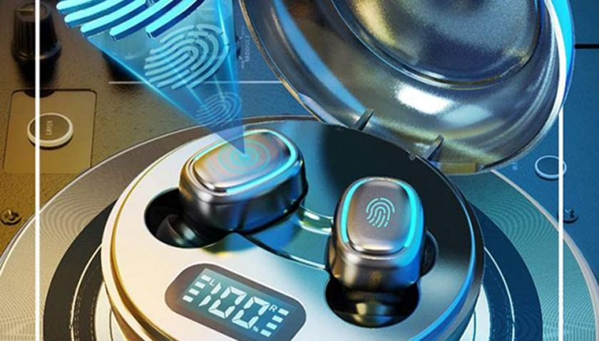 70% Discount for Docooler True Wireless Headphones BT 5.0