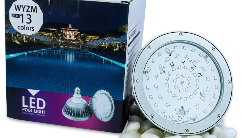 70% Discount for WYZM LED Pool Light for Inground Swimming Pool