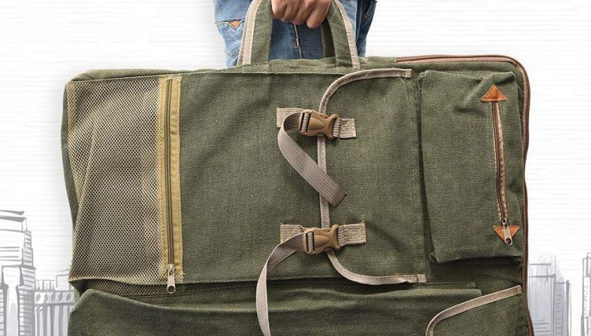 50% Discount for ASIV Art Portfolio Carry Case Bag, Durable Multifunctional Artist Portfolio Backpack