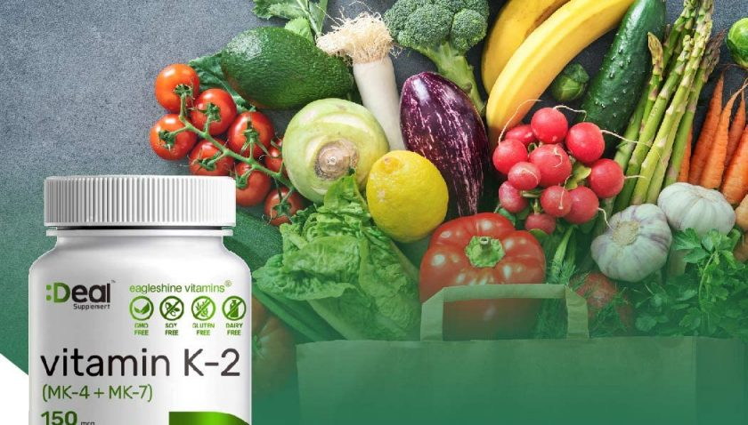 50% Discount for Vitamin K2 MK-7 (Menaquinone-7) Plus MK-4 (Menaquinone-4)
