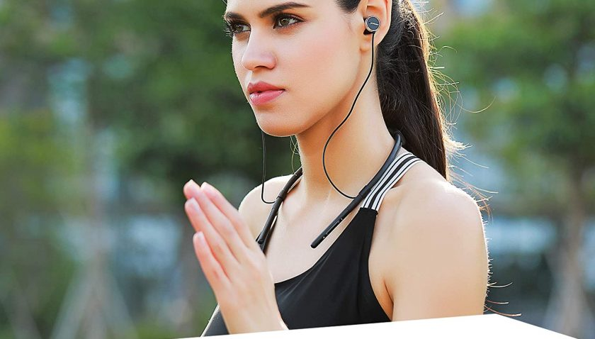 75% Discount for Cowin HE6 Bluetooth Wireless Headphones, Bluetooth Wireless Earbuds with BT 5.0 IPX 5 Waterproof Stereo Call