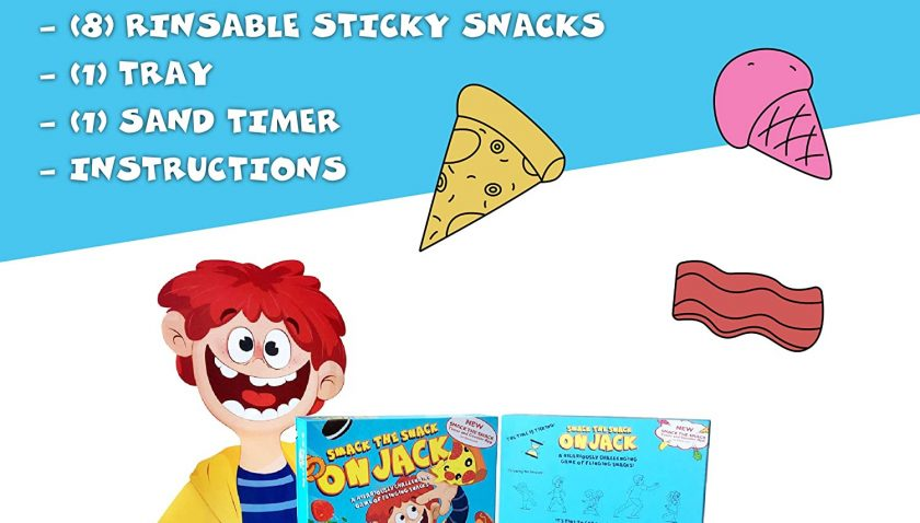 50% Discount for Smack The Snack on Jack - Throw Snacks to Smack Jack and Win
