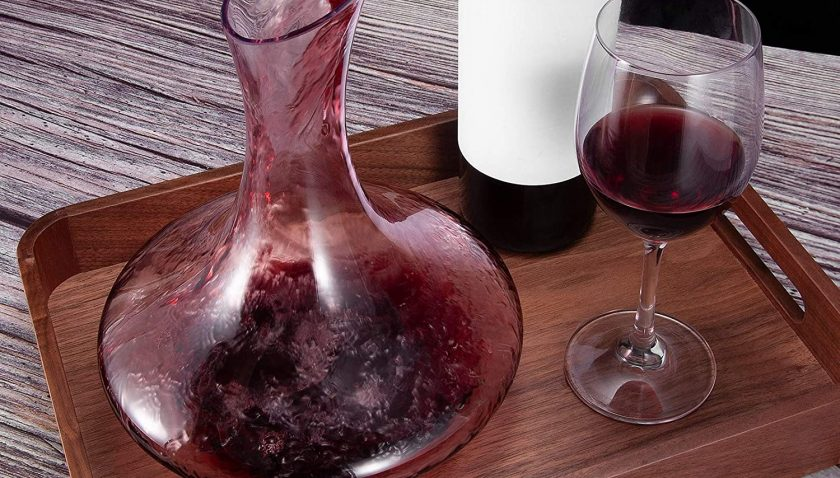 30%off Mafiti 1.8L wine decanter with aerator
