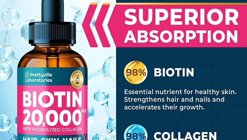 50% Discount for Biotin & Collagen Peptides
