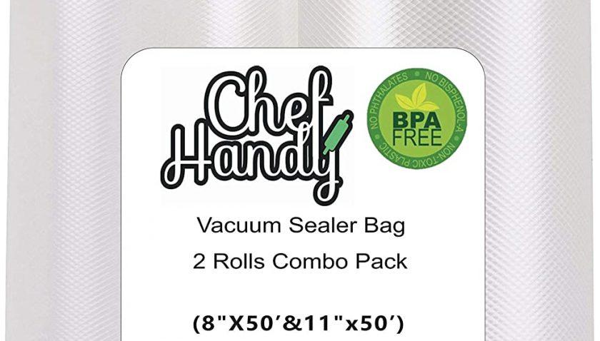 50% Discount for CHEFHANDY Vacuum sealer rolls
