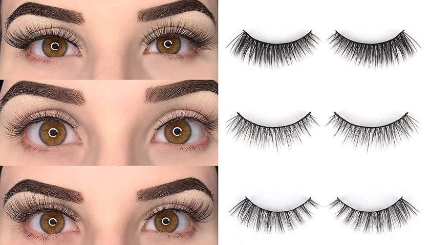 60% Discount for LASHVIEW Fake Eyelashes,False Eyelashes,Wispy lashes