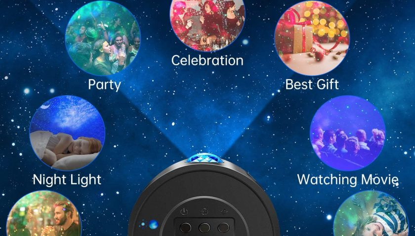 50% Discount for Star Projector for Kids