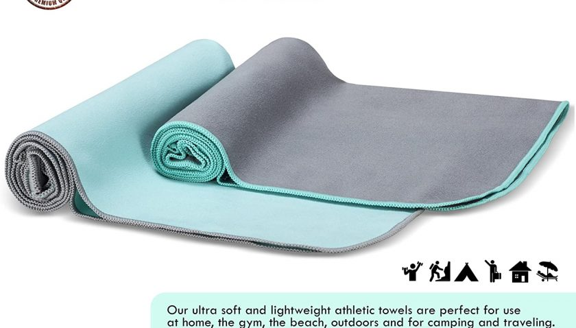 55% Discount for Runetz - 2pc Microfiber Towels