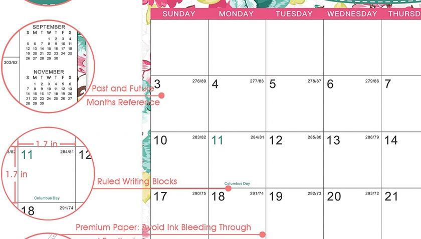 50% Discount for 2021 Calendar