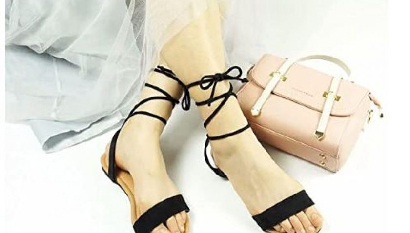 50% Discount for Sandals for Women - Womens Comfortable Open Toe Flat Sandals