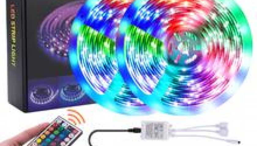 10% Discount for 12V-5050RGB 44 Keys 10 Meters 300 Lights (40W) Light Strips