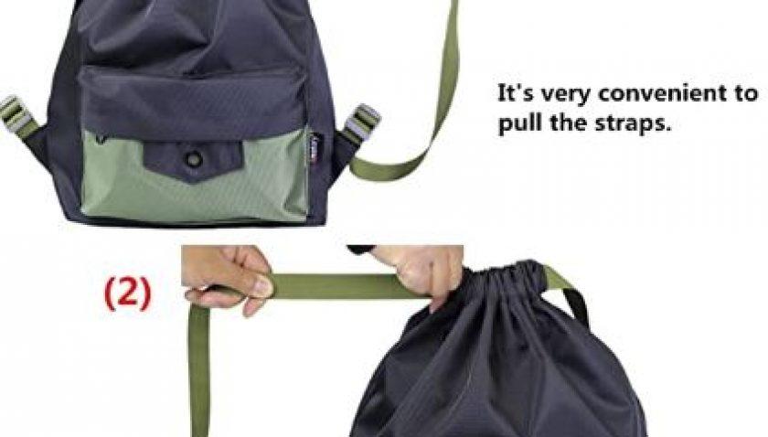 50% Discount for Drawstring Backpack String Bag