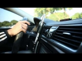 Leeioo Cell Phone Holder for Car, Gravity Car Phone Mount