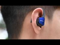 Wireless Half-in Ear Bluetooth Earbuds Running Sport, Earbuds Sport TWS, Waterproof /Touch Control