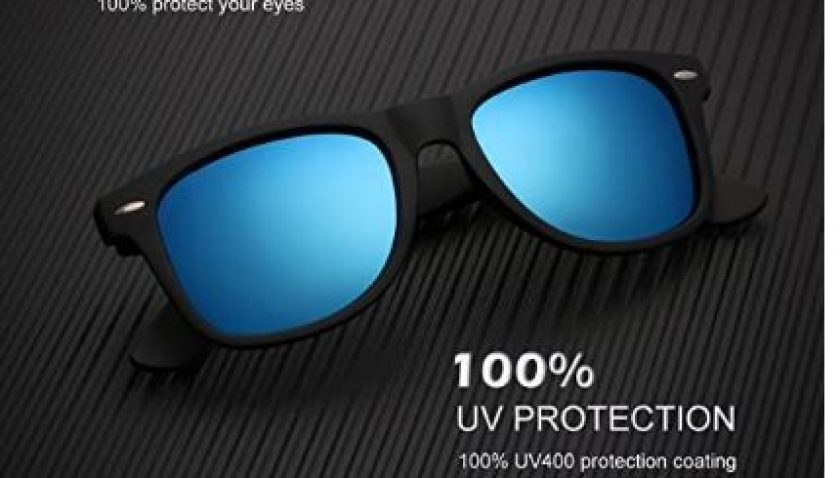50% Discount rfor Unisex Polarized Retro Classic Trendy Stylish Sunglasses