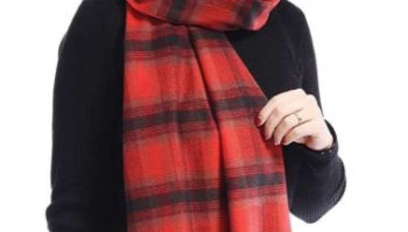 70% Discount for LERDU Womens Cashmere Shawls Wraps Scarves with Pretty